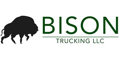 Bison Trucking LLC Logo